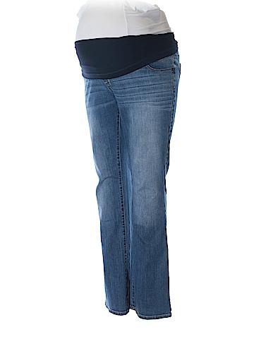 Liz Lange Maternity for Target Jeans Size 14 (Maternity)