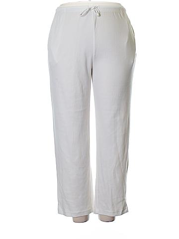 Woman Within Sweatpants Size 22 (1X) (Plus)