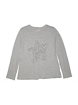 DKNY Long Sleeve T-Shirt Size X-Large (Youth)