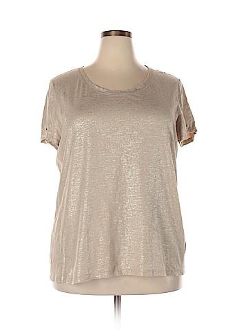 Zenergy by Chico's Short Sleeve T-Shirt Size XXL (4)