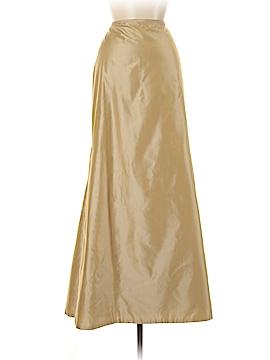 Carmen Marc Valvo Silk Skirt Size 10