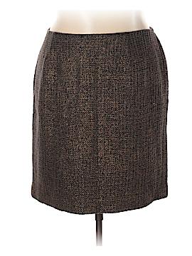 Talbots Wool Skirt Size 20W Petite (Plus)