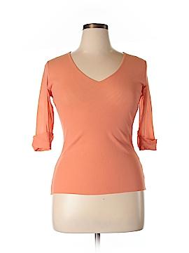 Petit Pois 3/4 Sleeve Top Size XL