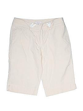 Intuitions Khaki Shorts Size 6