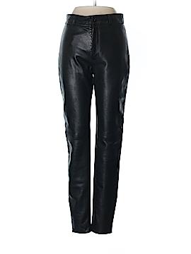 Karolina Zmarlak Leather Pants Size 0