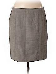 Ann Taylor Women Casual Skirt Size 12 (Petite)