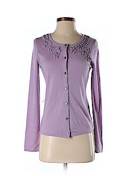 RENA LANGE Wool Cardigan Size S