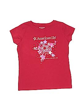 American Girl Short Sleeve T-Shirt Size 10 - 12