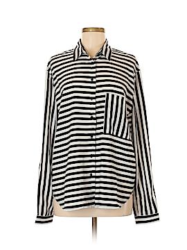 Ezra Long Sleeve Blouse Size L