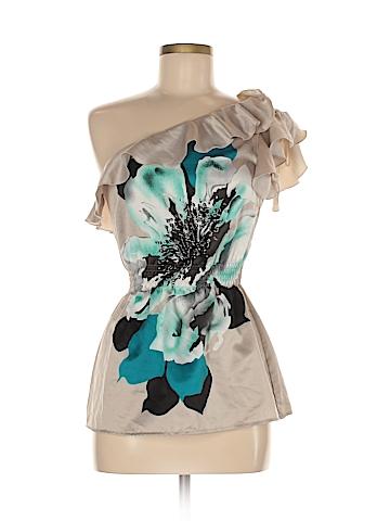 Rue21 Short Sleeve Blouse Size M