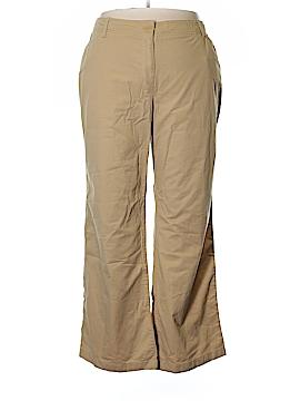 Jones New York Sport Khakis Size 24 W (Plus)