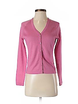 Brooks Brothers Silk Cardigan Size XS