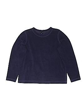 Lands' End Fleece Jacket Size M (Youth)