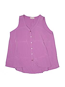 Soprano Sleeveless Blouse Size 16