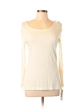 Donna Karan Signature Long Sleeve T-Shirt Size L