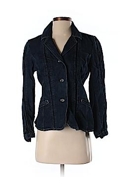 J.jill Denim Jacket Size 4 (Petite)