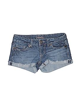 Vanity Denim Shorts 26 Waist