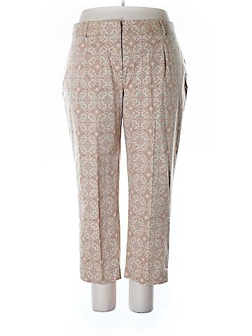 Talbots Casual Pants Size 20W (Plus)