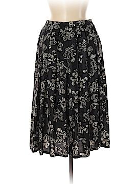 Weather Vane Silk Skirt Size 6