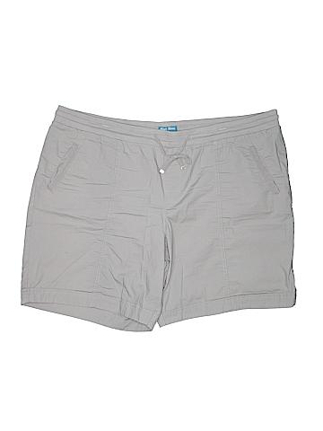 Fleur bleue Khaki Shorts Size 22 (Plus)