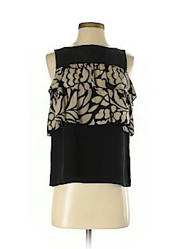 Tibi Sleeveless Silk Top Size 4