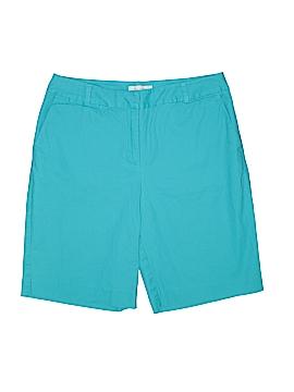 Talbots Outlet Khaki Shorts Size 12