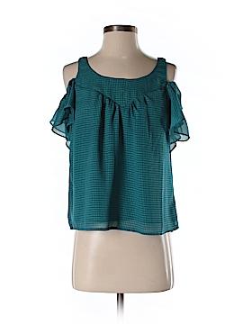 Maeve Short Sleeve Blouse Size 4 (Petite)