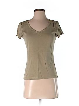 Sigrid Olsen Short Sleeve T-Shirt Size XS