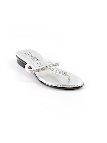 Italian Shoemakers Footwear Flip Flops Size 8 1/2