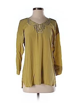 Rainn 3/4 Sleeve Blouse Size S
