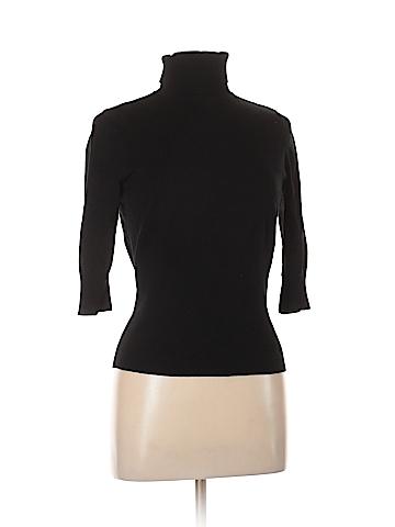 White House Black Market Turtleneck Sweater Size L