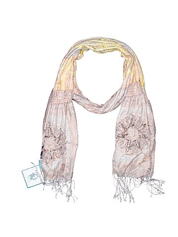 Karma Living Silk Scarf One Size