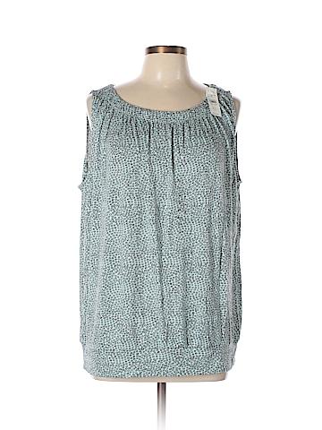 Ann Taylor LOFT Sleeveless Top Size XL