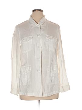 Gerry Weber Long Sleeve Button-Down Shirt Size 16