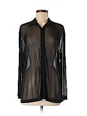 ECEG Women Long Sleeve Blouse Size M