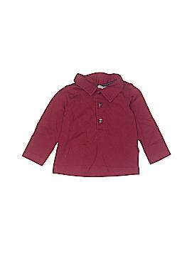 F.A.O Schwarz Long Sleeve Henley Size 9 mo