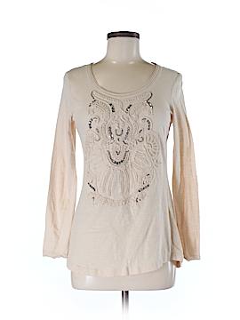 V Cristina Long Sleeve Top Size M