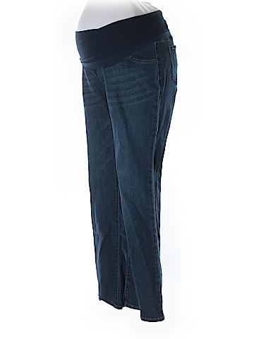Indigo Blue Jeans Size 1X (Maternity)