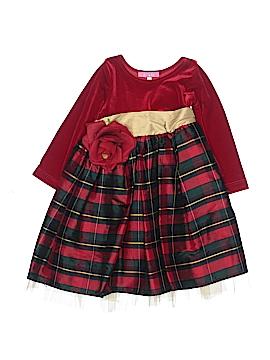 Le Pink Dress Size 4T