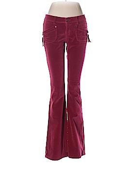Guess Jeans Linen Pants 26 Waist