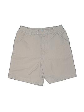 Duluth Trading Co. Khaki Shorts Size 10