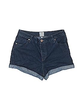 River Island Denim Shorts Size 14