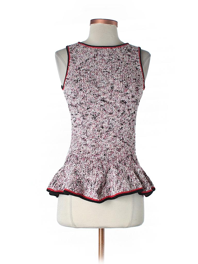 Marna Ro Women Sleeveless Top Size M