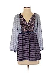 Kenar Women 3/4 Sleeve Blouse Size XS