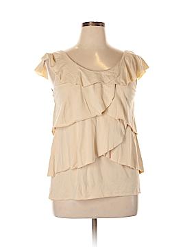 CAbi Sleeveless Top Size XL