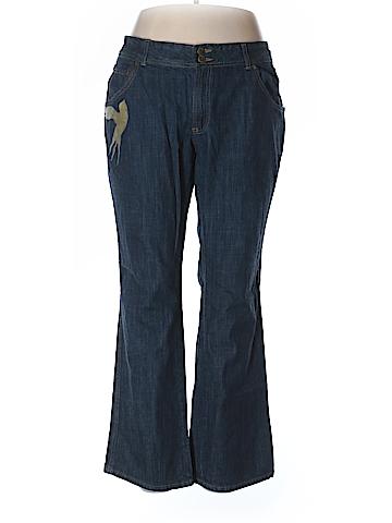 Dear ab by Amanda Bynes Jeans Size 18 (Plus)