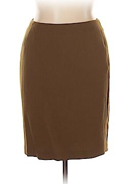 Ellen Tracy Wool Skirt Size 16
