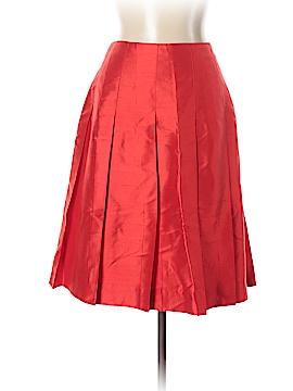 Banana Republic Silk Skirt Size 12