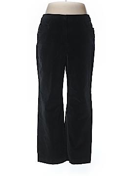 Talbots Velour Pants Size 18 (Plus)
