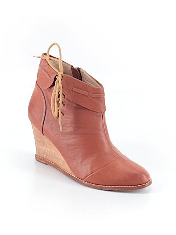 Matt Bernson Ankle Boots Size 8 1/2